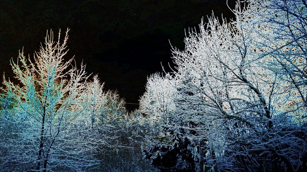 Зима - Виктория Нефедова