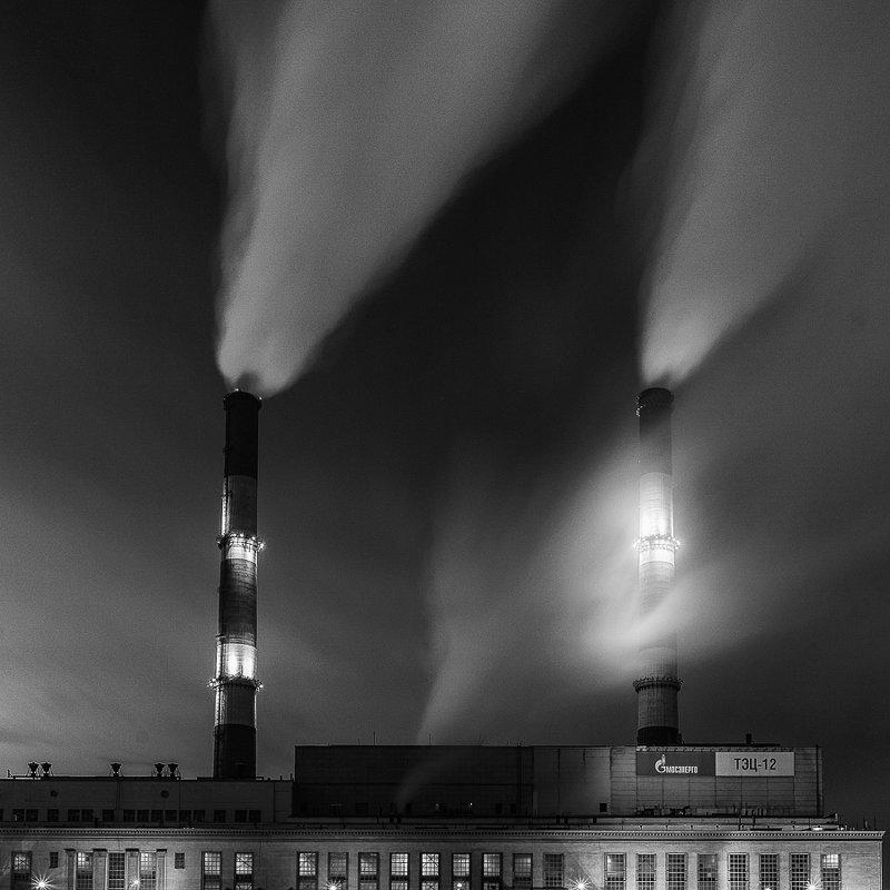Москва, Саввинская набережная, декабрь 2016 - Игорь Сон