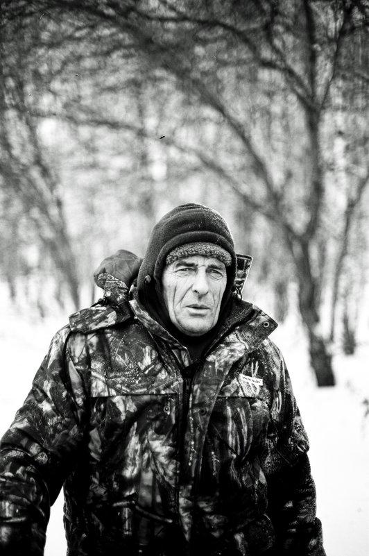 Старший егерь - Евгений Золотаев