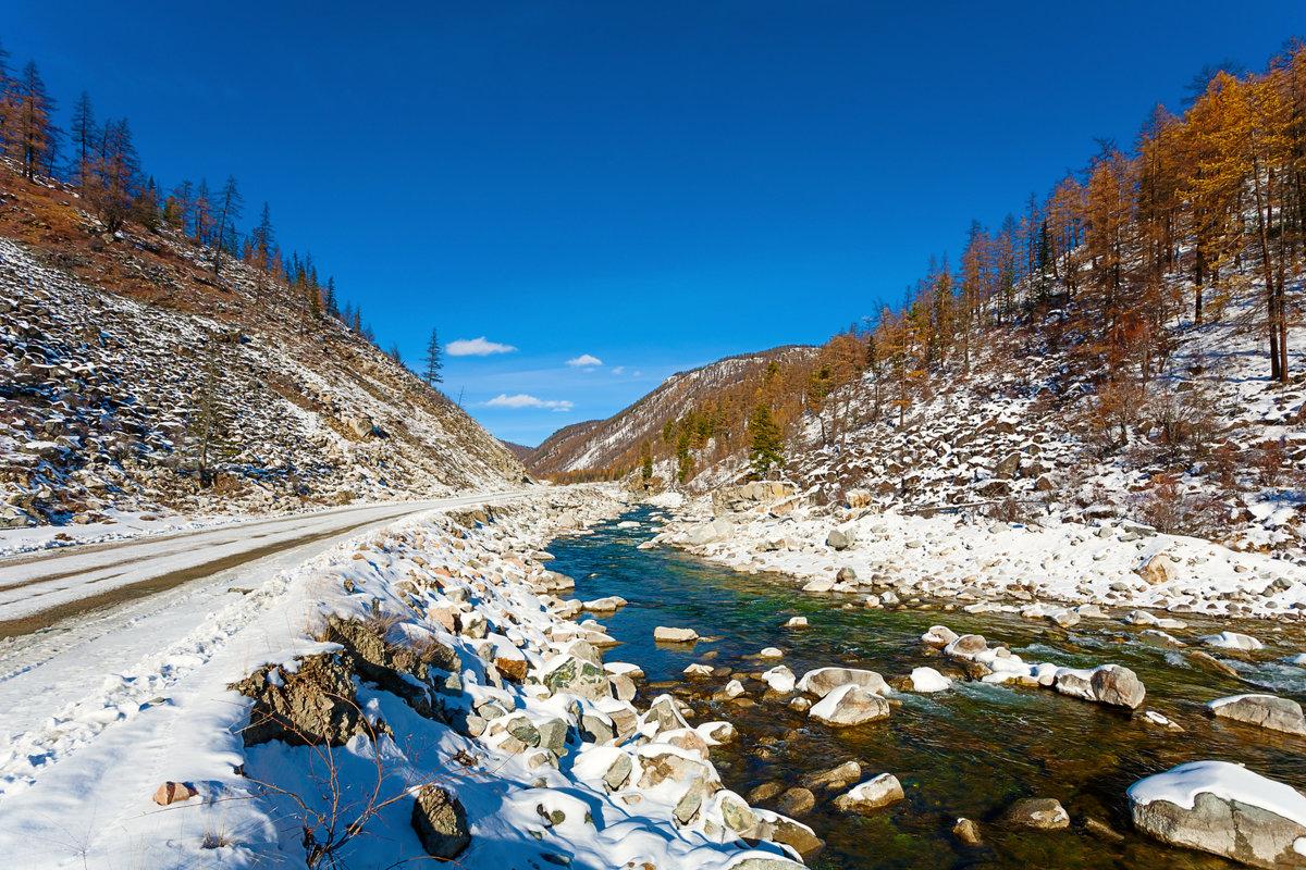 Дорога вдоль реки - Анатолий Иргл