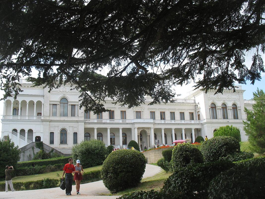Ливадийский дворец - Елена Павлова (Смолова)