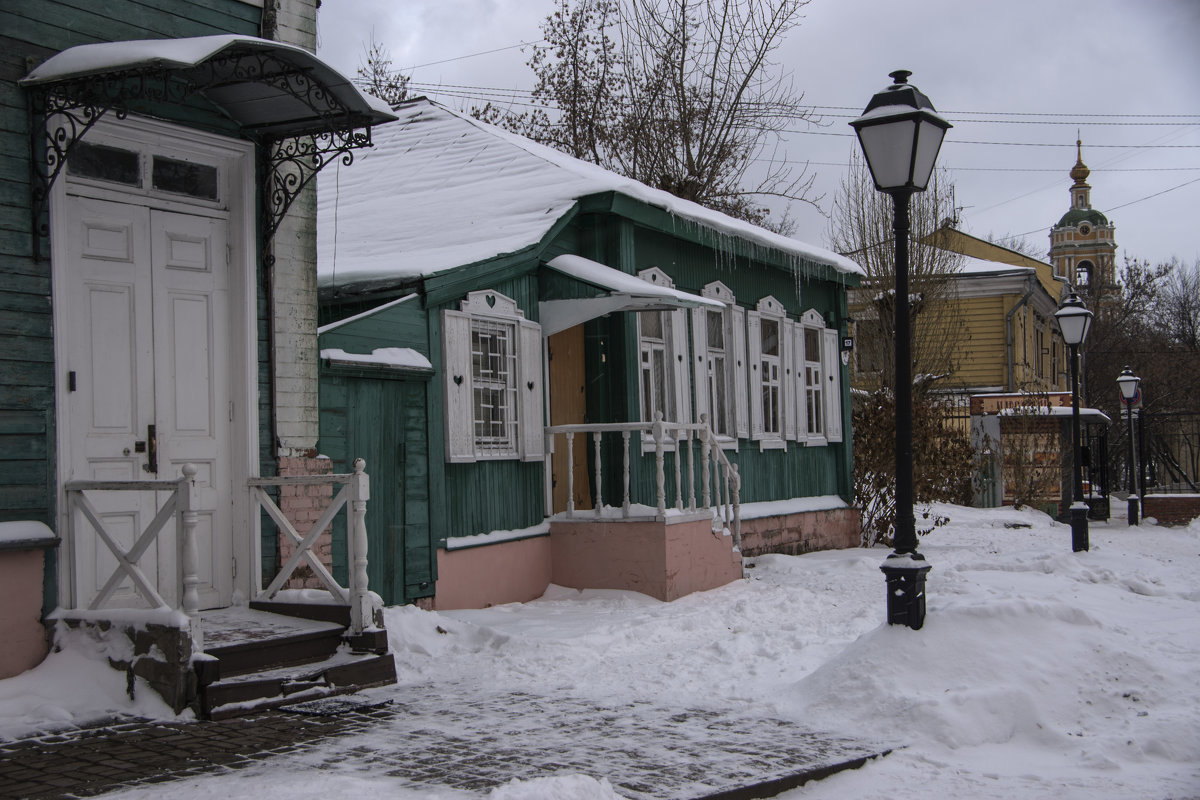 Крутицкая ул. - Яков Реймер