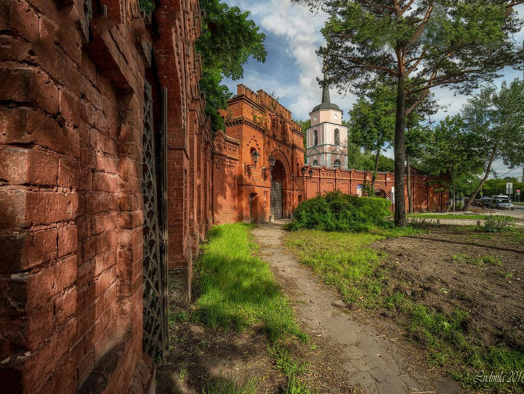Усадьба Покровское-Стрешнево - mila