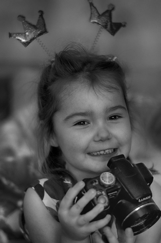 глазами юного фотографа - Константин Трапезников
