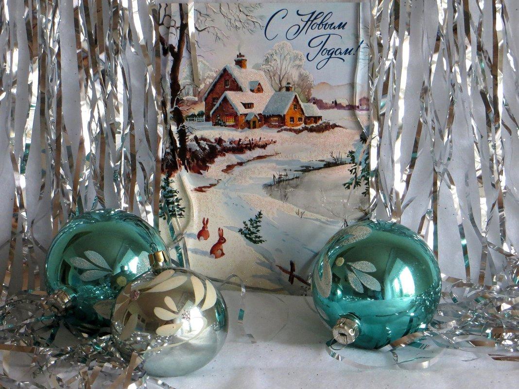 Новогодняя зимняя сказка - Татьяна Смоляниченко