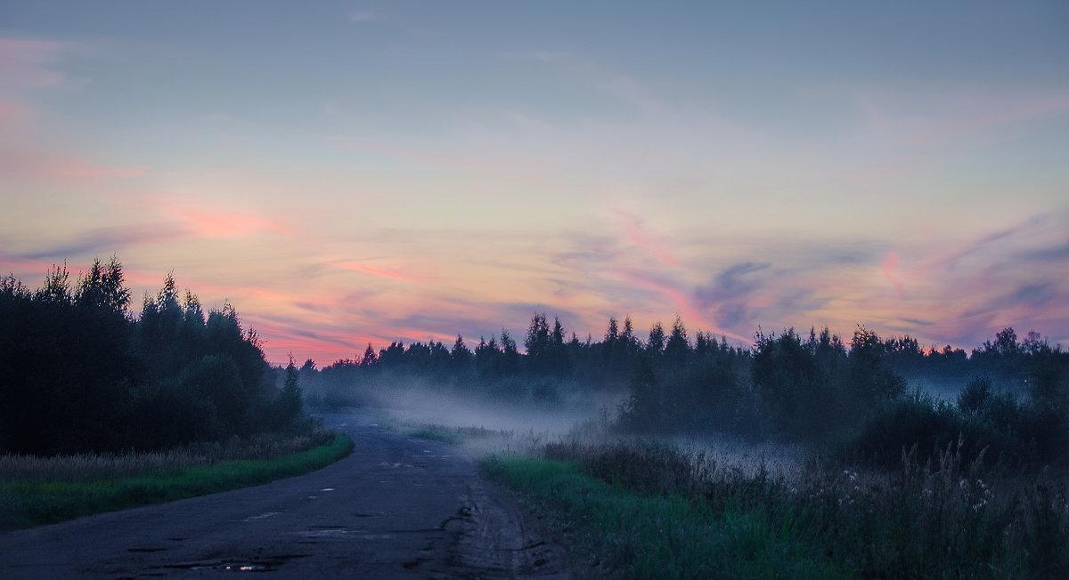 Дорога домой - Владимир Рязанов
