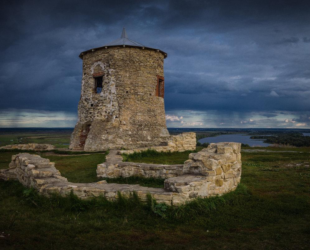 Крепостная башня - Илья Остроградский