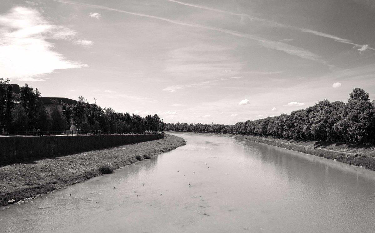 Широка река.. - Елена Данько