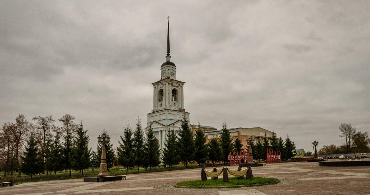 Севск Центральная площадь - Александр Березуцкий (nevant60)