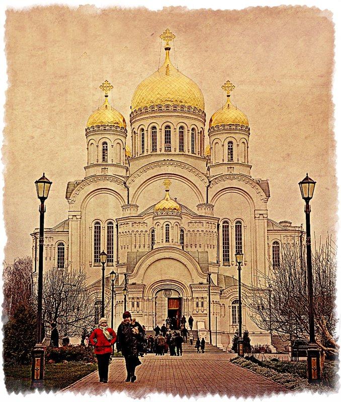 Преображенский собор - Андрей Головкин