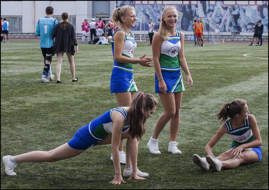 День физкультурника - Алексей Патлах