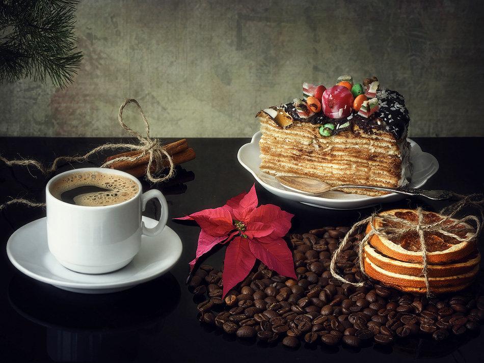 Из серии Рождественские десерты - Ирина Приходько