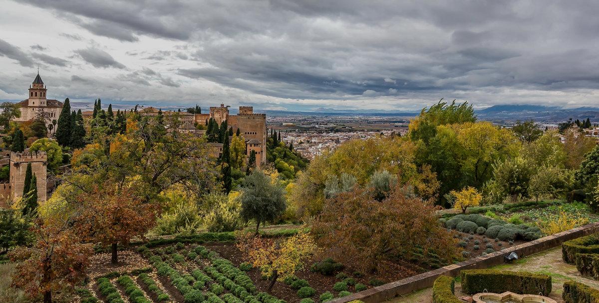 Spain 2016 Granada La Alhambra 6 - Arturs Ancans
