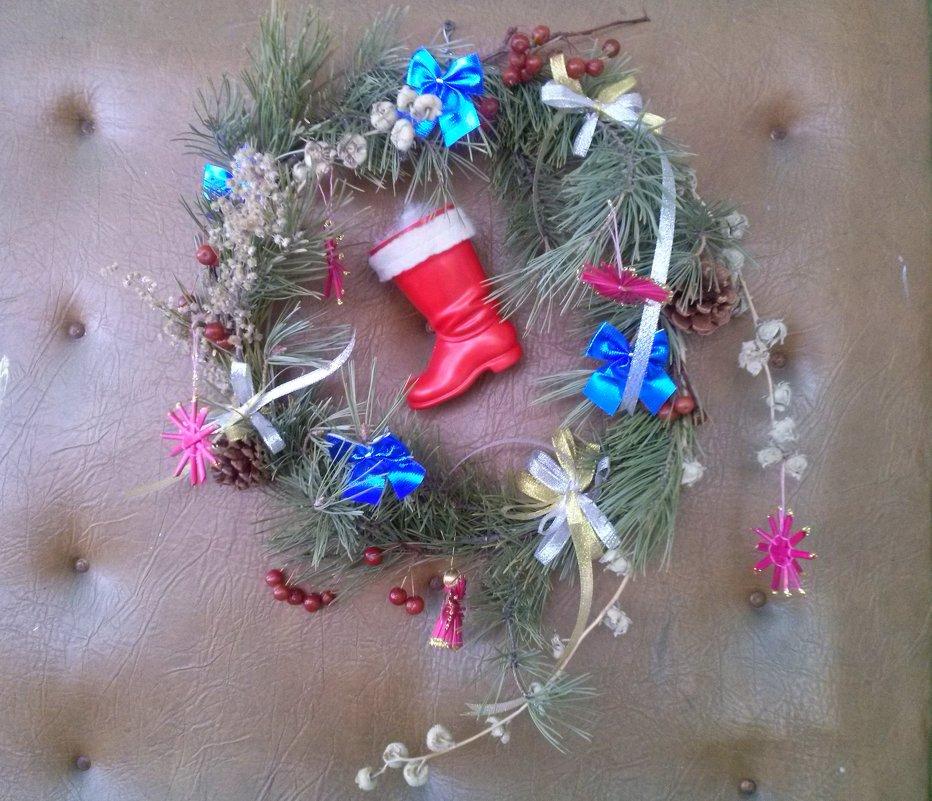 Рождественский венок - Kira Martin