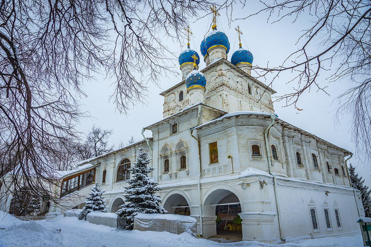 Церковь Казанской иконы Божией Матери - Игорь Герман