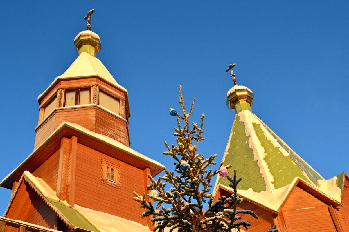 Рождественские купола - Ольга