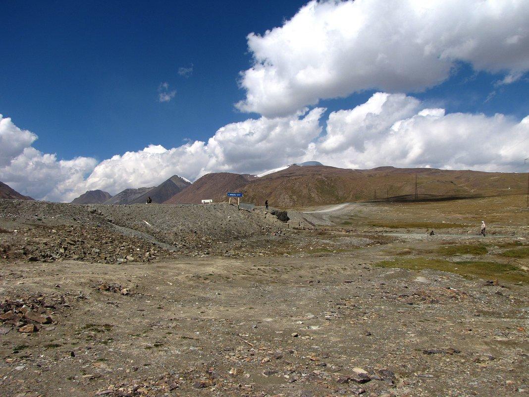 Высокогорное плато Арабель - GalLinna Ерошенко