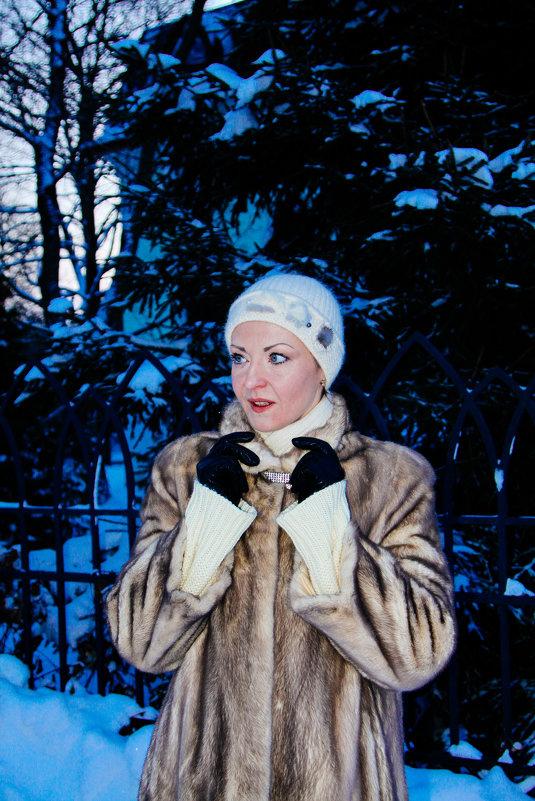 Холодно, однако! - Олег Шабашев