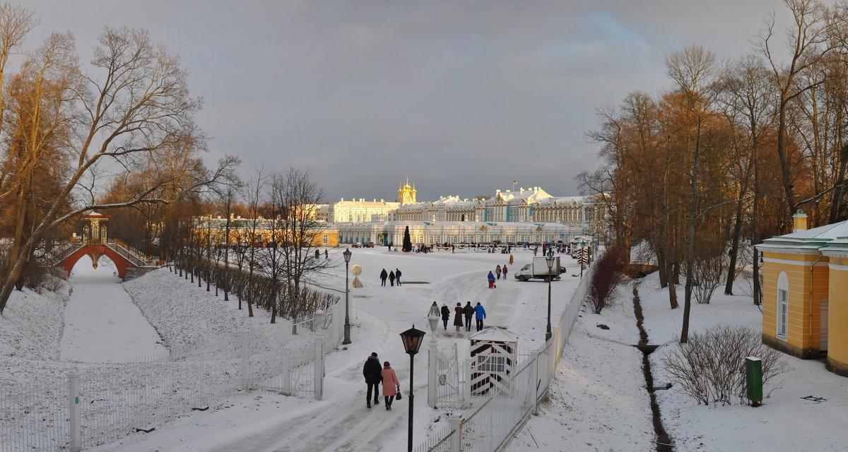 Новогодние прогулки - Алексей Михалев