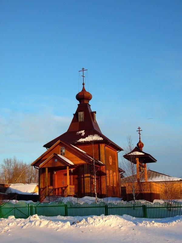 Церковь св. Марии Магдалины. - nadyasilyuk Вознюк