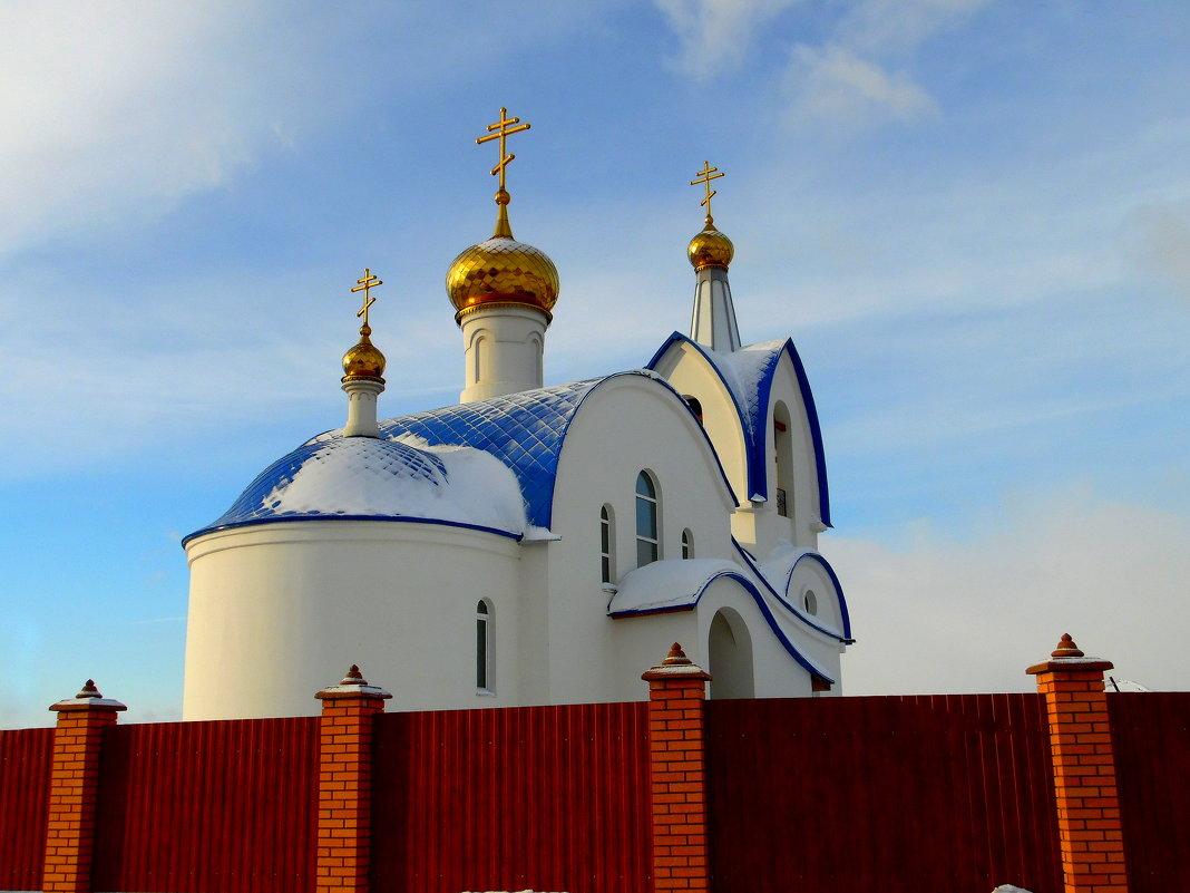 Церковь Покрова Пресвятой Богородицы. - nadyasilyuk Вознюк