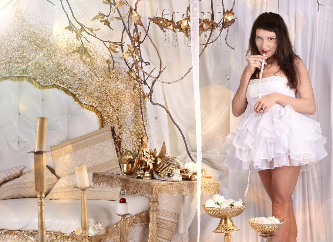 Предновогодняя - Мария Жуковская