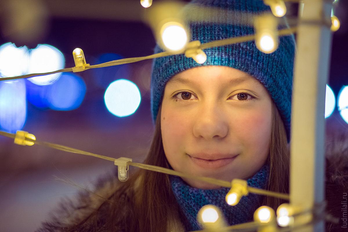 Рождественская фотопрогулка - Людмила Ли