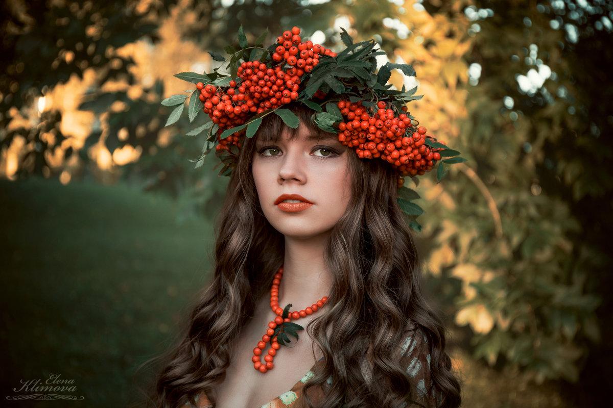 Осень в гости к нам пришла... - Elena Klimova