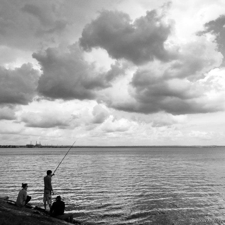 Рыбаки и море - Анатолий Шулков