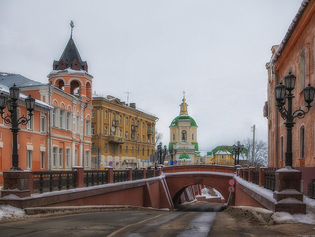 Каменный мост - Марина Назарова