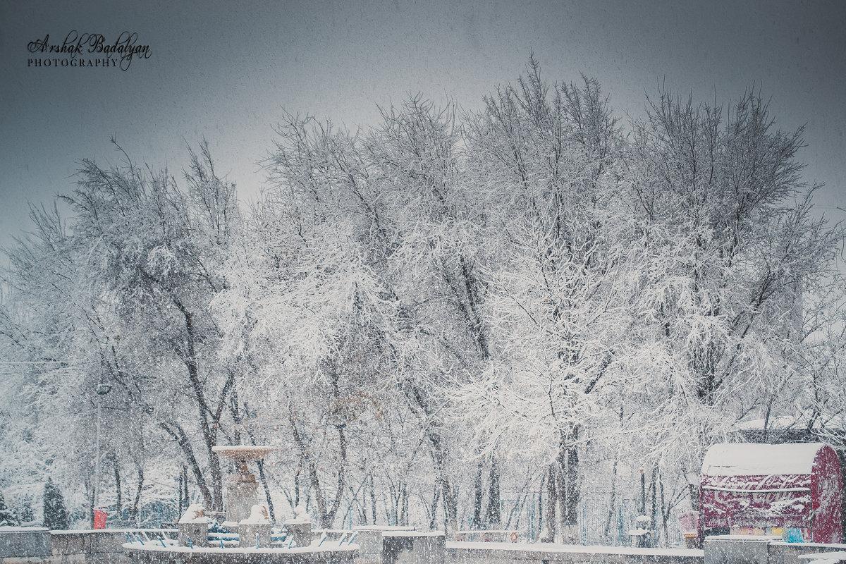 зима - Arshak Badalyan