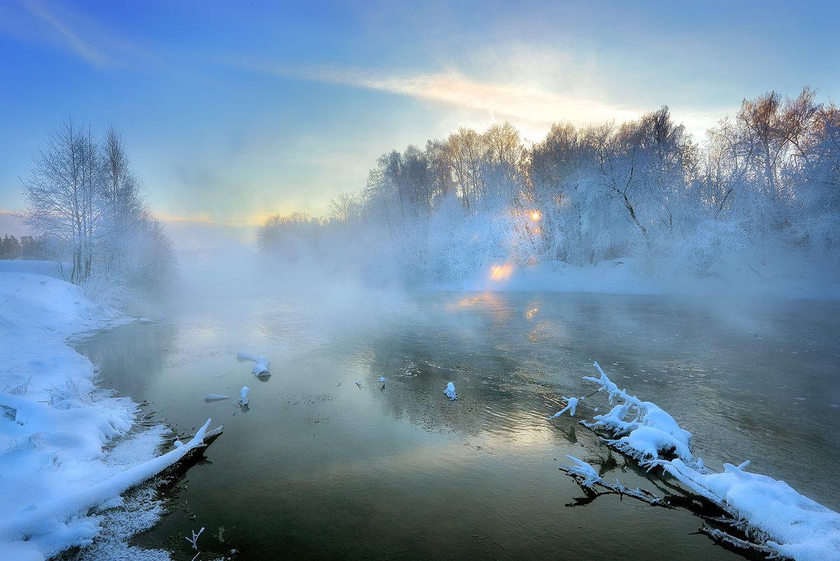 Закатные пересечения.... - Андрей Войцехов