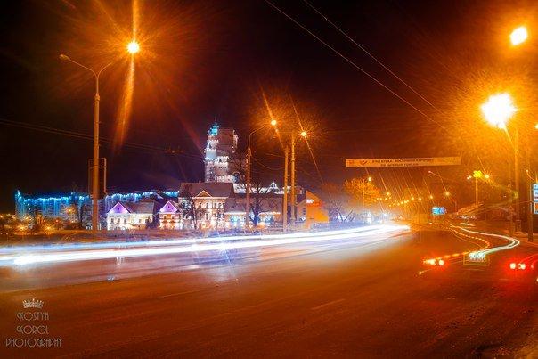 праздничные огни любимого города - Константин Король