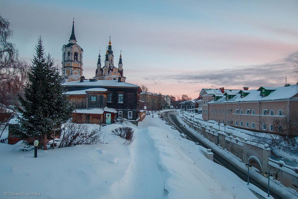 Утро Рождества - Oksana