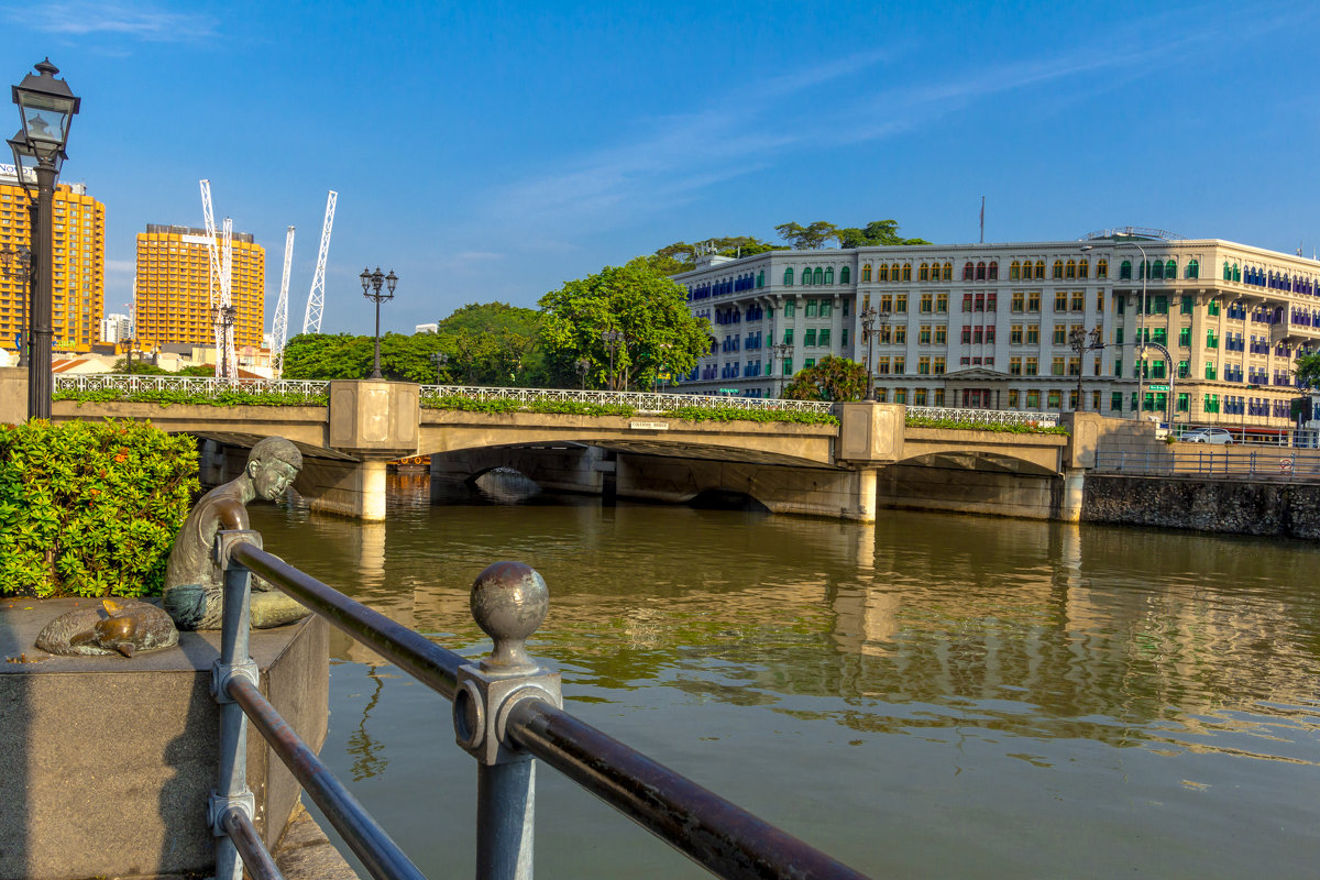 Сингапур - Андрей Кузнецов