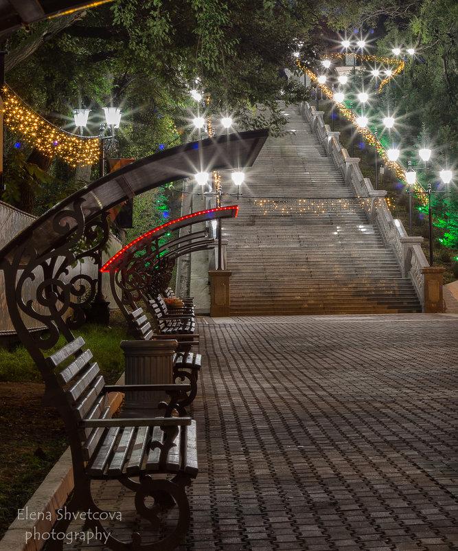 Ночной Хабаровск - Лекка