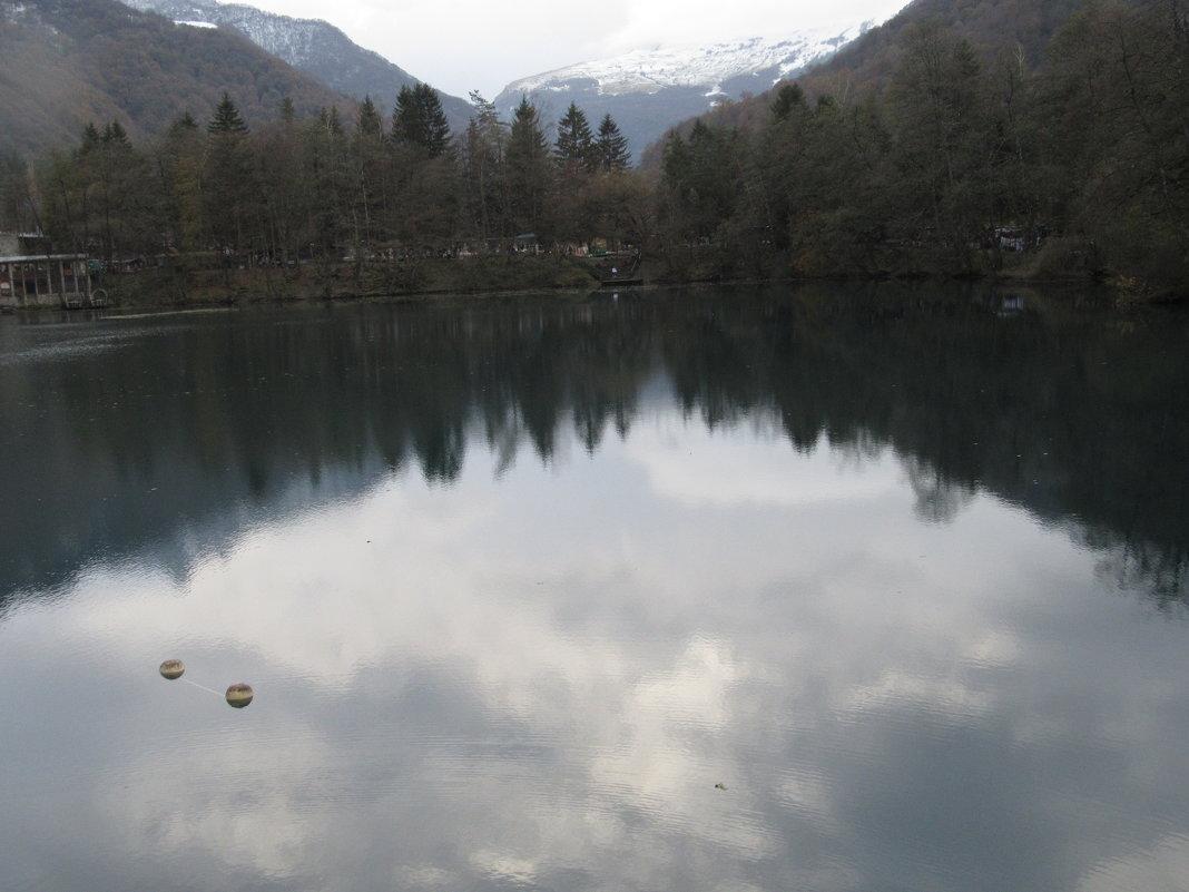 Голубое озеро. Верхн. Балкария. - Вячеслав Медведев