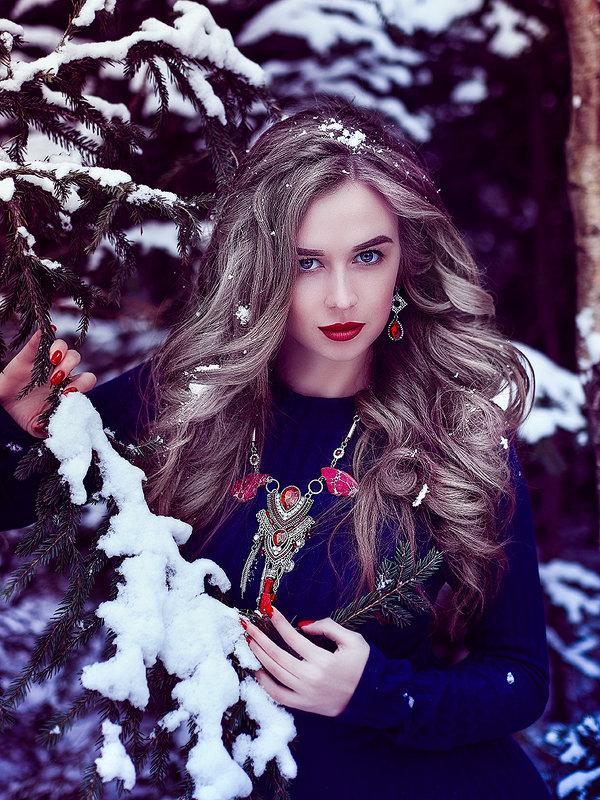 Зима заглянула - Евгений Таращук
