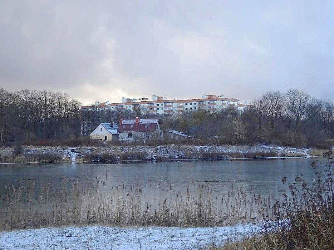 В окрестностях Космодемьянского в январе - Маргарита Батырева