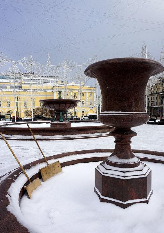 Снег не убежит  ... - Лариса Корженевская