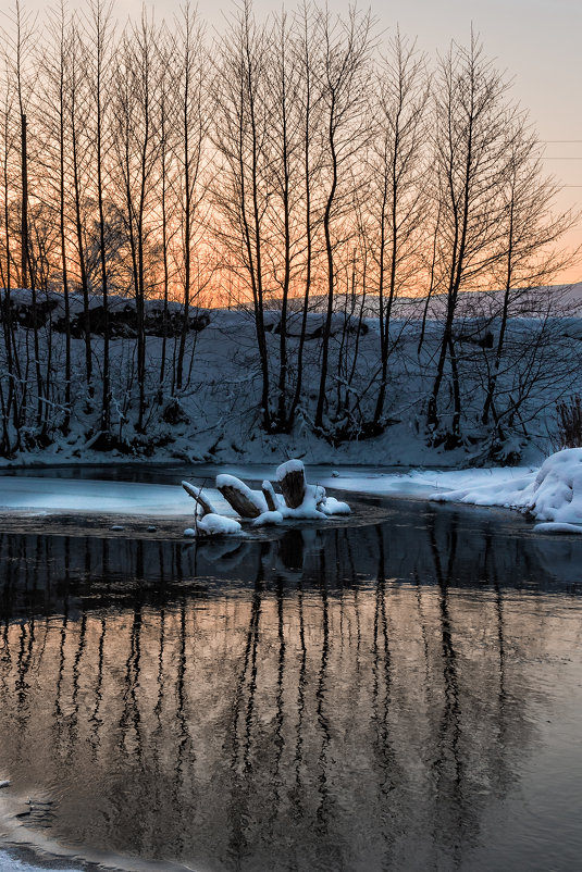 На закате - Александр Никишков