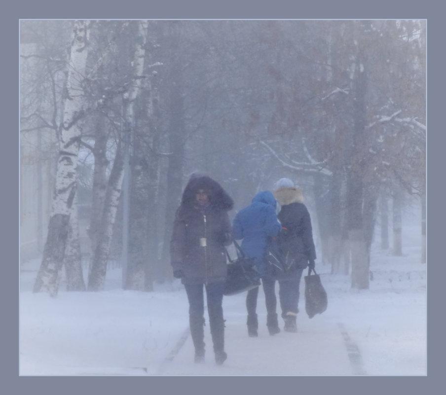 Метель в Молочном - Валерий Талашов
