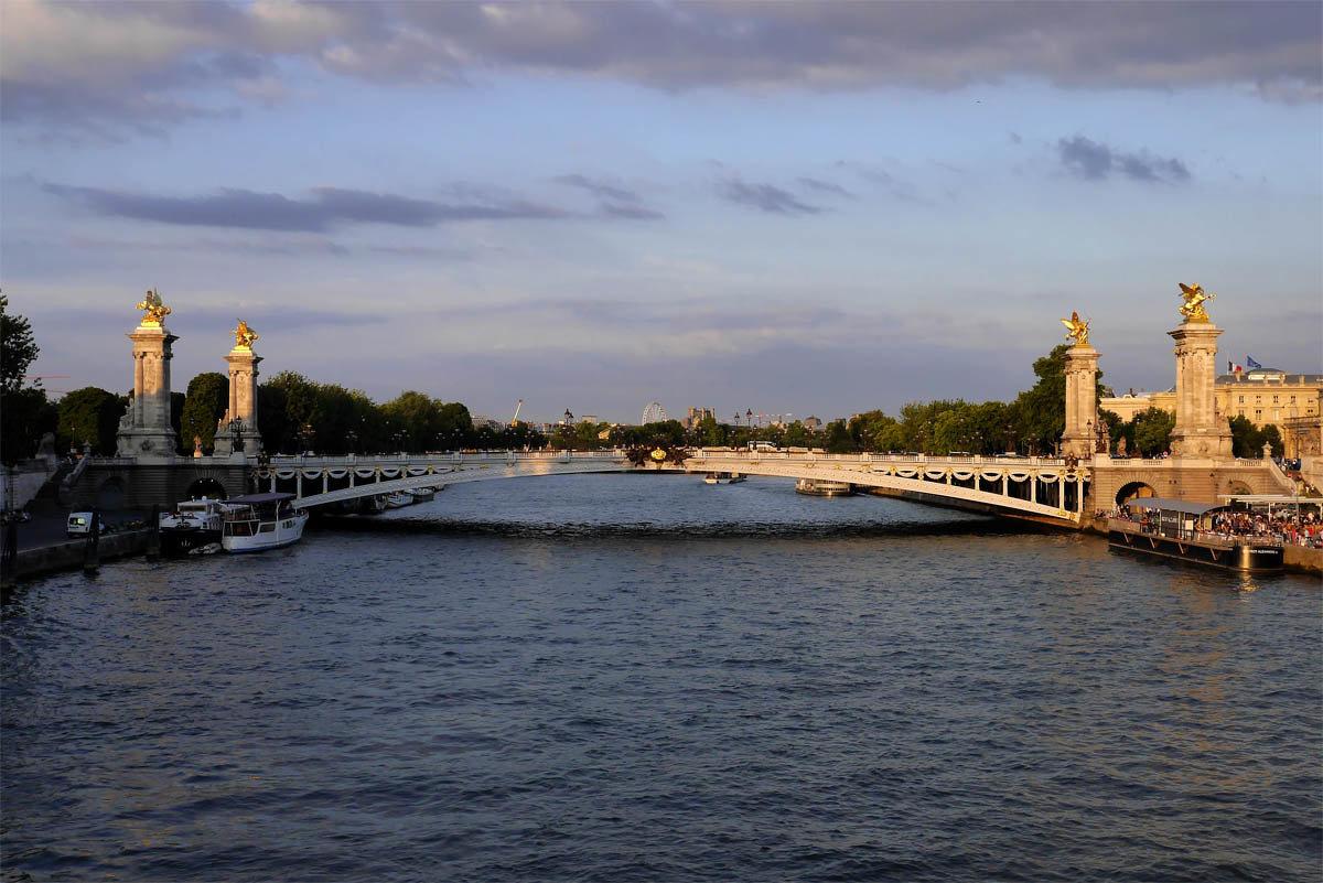 Парижский закат - Николай Рогаткин