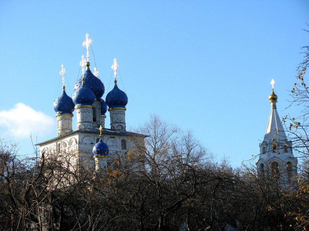 Собор Казанской Богоматери в Коломенском. - Владимир Драгунский