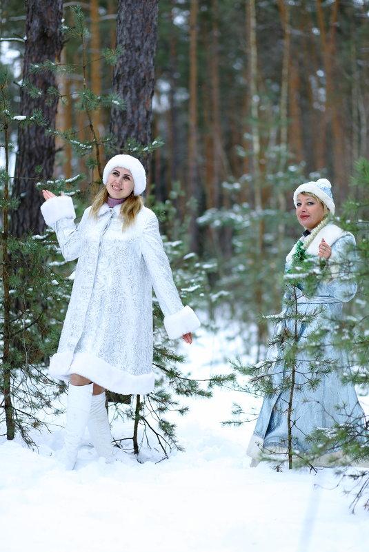 Снегурочки - Николай Холопов