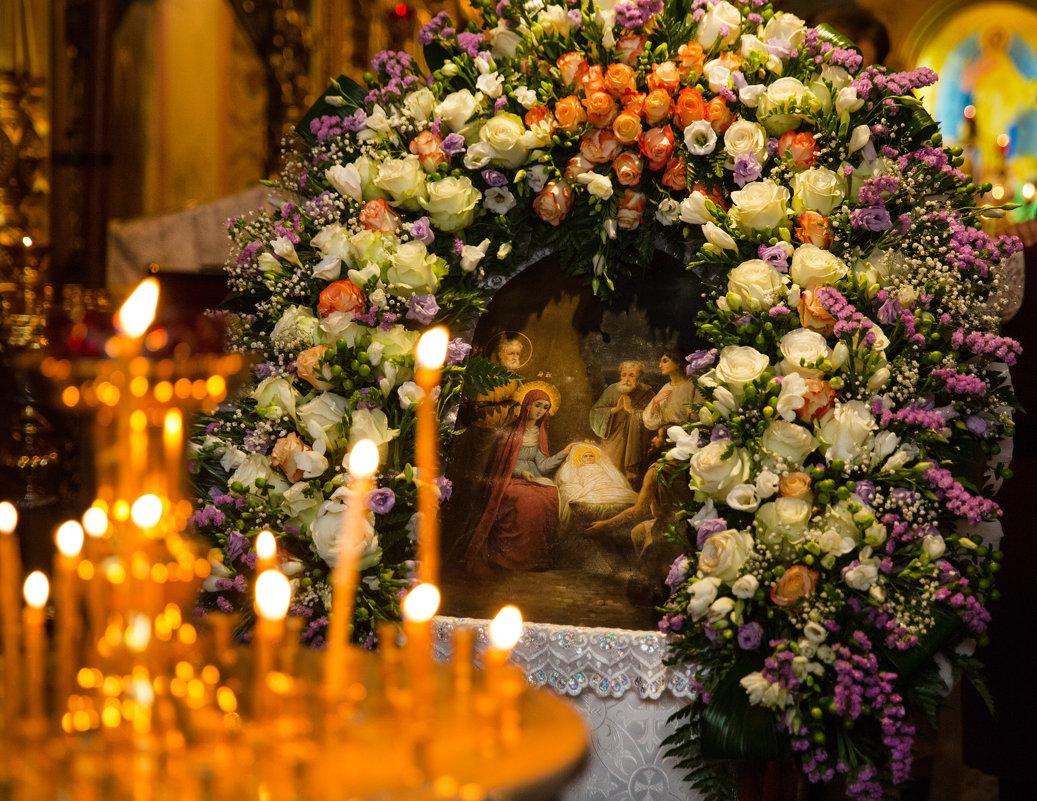 С Рождеством Христовым и светлыми днями!!! - Мария Корнилова