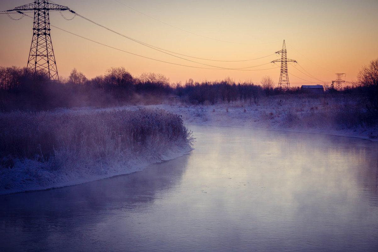 Рождественские морозные рассветы - Алёнка Шапран