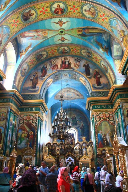 Свято-Богоявленський монастир - Евгений Гузов