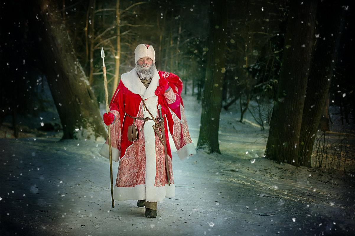 Мороз - Воевода шагает по стране! - Виктор Седов