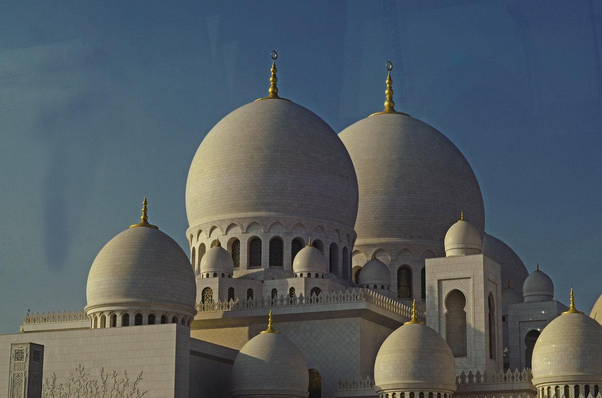 Мечеть шейха Зайда . - Валентина Потулова